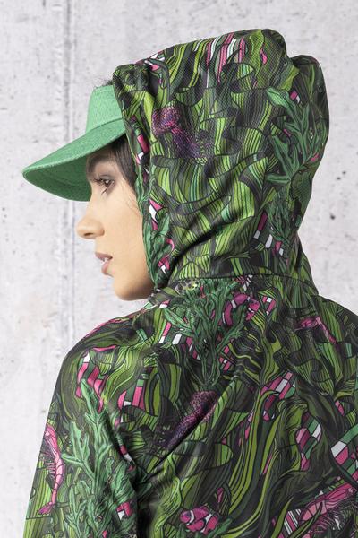 Membrane Jacket Green Mystery - KKD-13L1