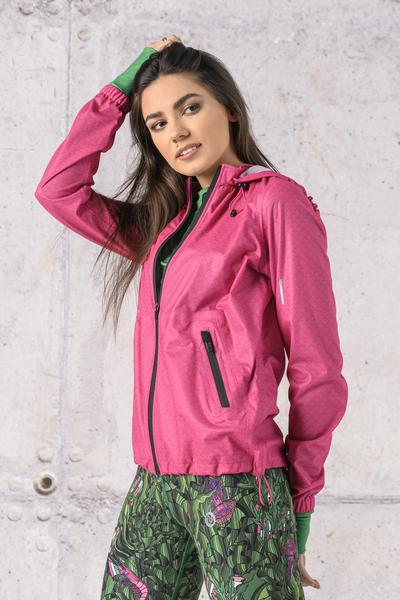 Membrane Jacket Pink Mirage - KKD-13X2