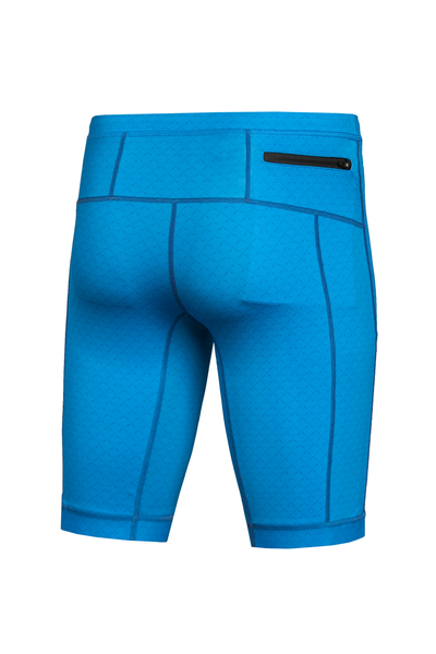 Leggings Short 4K Ultra HD Blue Mirage II Quality - OLKT-11X7-G2