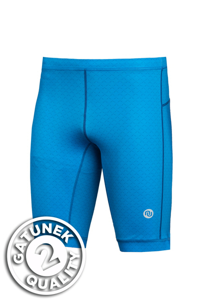 Leggings Short 4K UltraHD Mirage Blue - OLKT-11X7