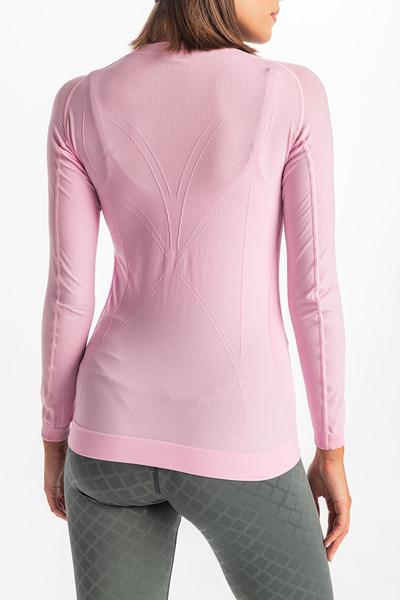Longsleeve Termoaktywny Ultra Light Pink - BLD-20