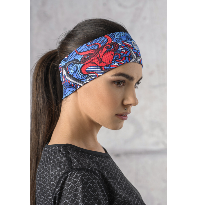 Ultra Headband Blue Ocean - AOL-13F1 - packshot