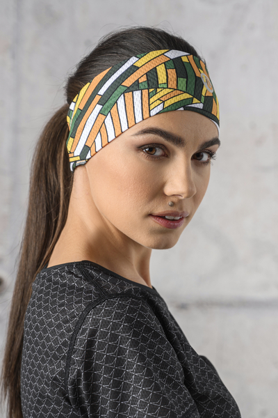 Ultra Headband Gamo Yellow - AOL-13S1