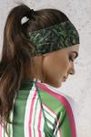 Ultra Headband Green Mystery - AOL-13L1