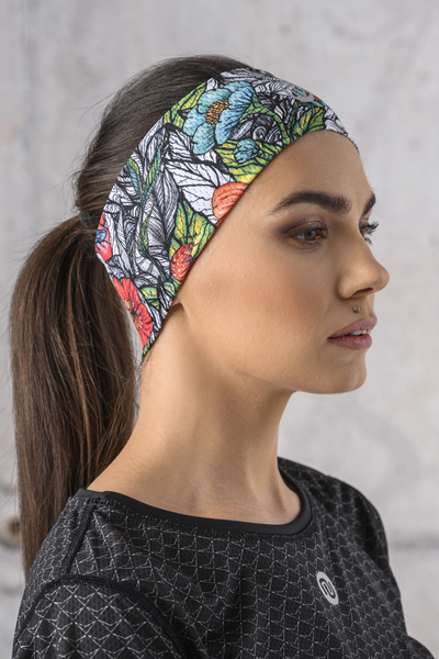 Ultra Headband Mosaic Natura - AOL-13M4