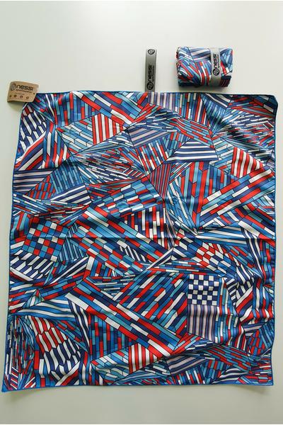 Ręcznik z Mikrofibry Gamo Blue - ARE-13S5 80x70 CM