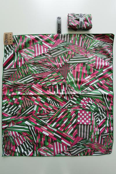 Ręcznik z Mikrofibry Gamo Pink - ARE-13S2 80x70 CM