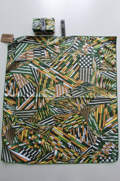 Ręcznik z Mikrofibry Gamo Yellow - ARE-13S1 80x70 CM