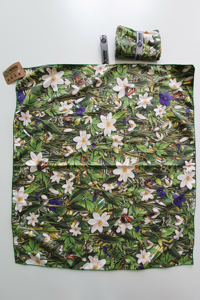 Ręcznik z Mikrofibry Wild Flowers - ARE-13W1 80x70 CM
