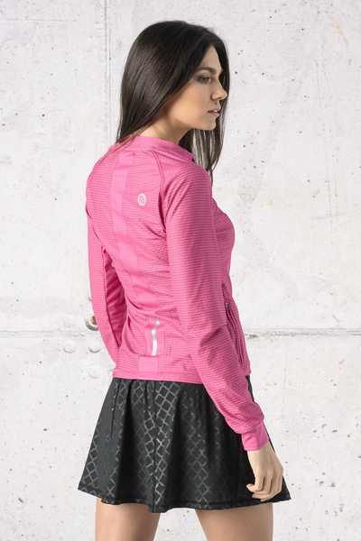 Ultra Skirt Shiny Black - SRNG-1190T