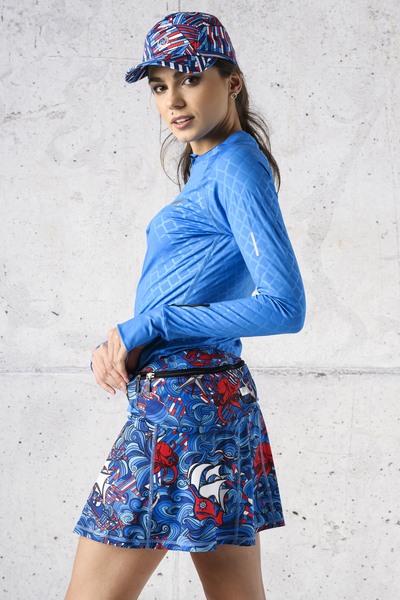 Ultra Skirt Blue Ocean - SRNG-13F1
