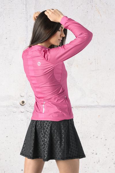 Classic Skirt Without Pants Shiny Black - SRN-1190T