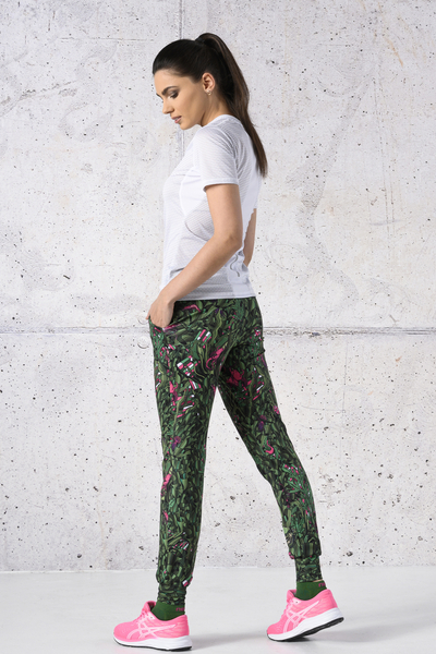 Light Sweatpants Green Mystery - SCCN-13L1