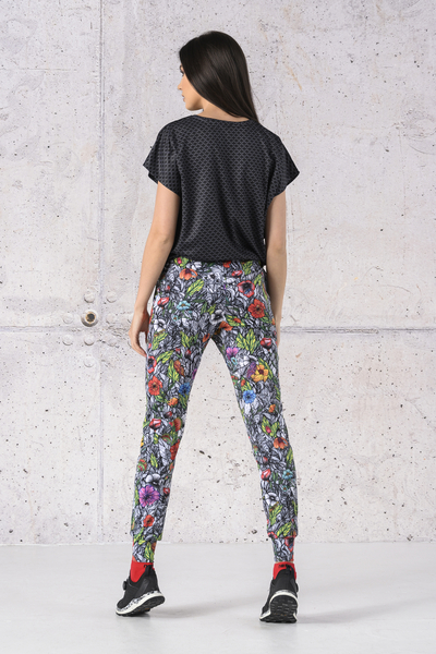 Light Sweatpants Mosaic Natura - SCCN-13M4