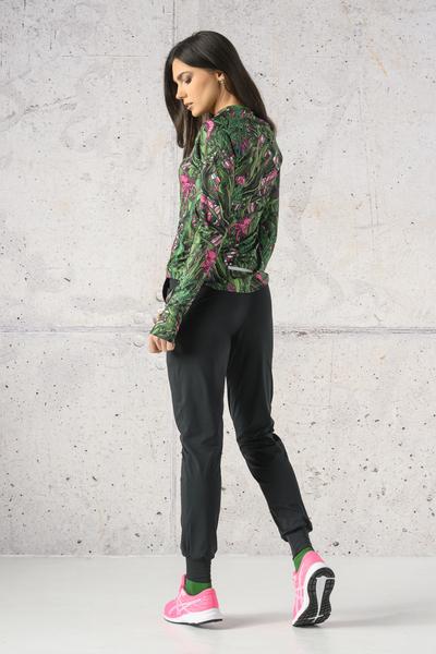 Spodnie Dresowe Light Black - SCCN-PB90