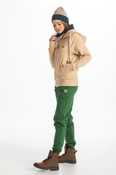 Spodnie Joggery Green - SJRP-40