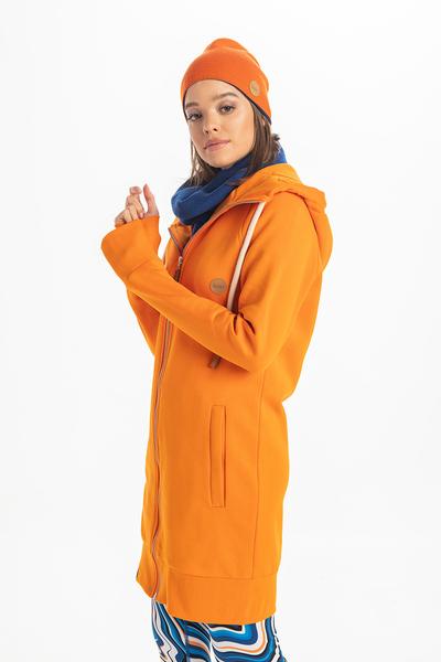 Bluza Długa Z Kapturem Fuerta Orange ORFR-30