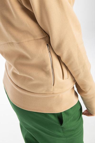 Bluza z Kapturem Bioko Sand ORBD-19