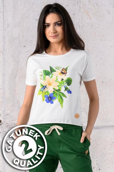 T-shirt Petite White II Quality - IYB-00KW-G2