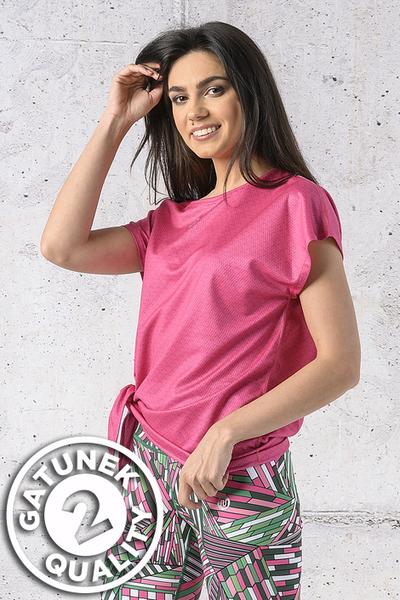 T-shirt Pink Mirage II Quality - KFW-13X2 - G2