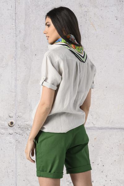 Shorts Green II Quality - ISP-40-G2