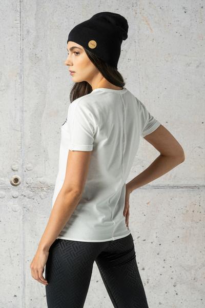 Ecocotton Loose White T-shirt II Quality - ITB-00NG-G2