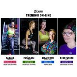 Treningi on-line wracają!