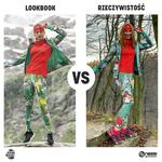 Lookbook vs Rzeczywistość
