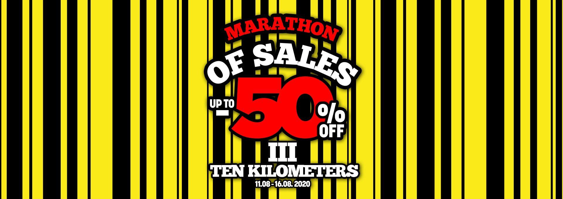 Maraton wyprzedaży #3 eng