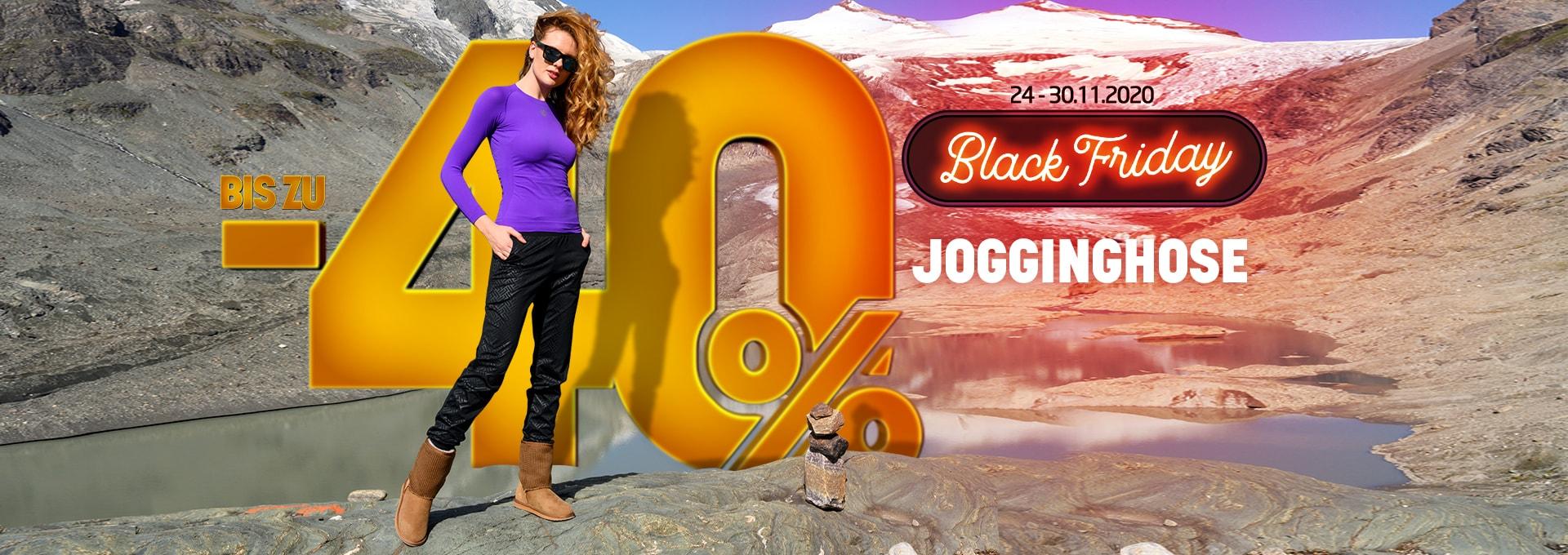 Spodnie dresowe Black Friday de