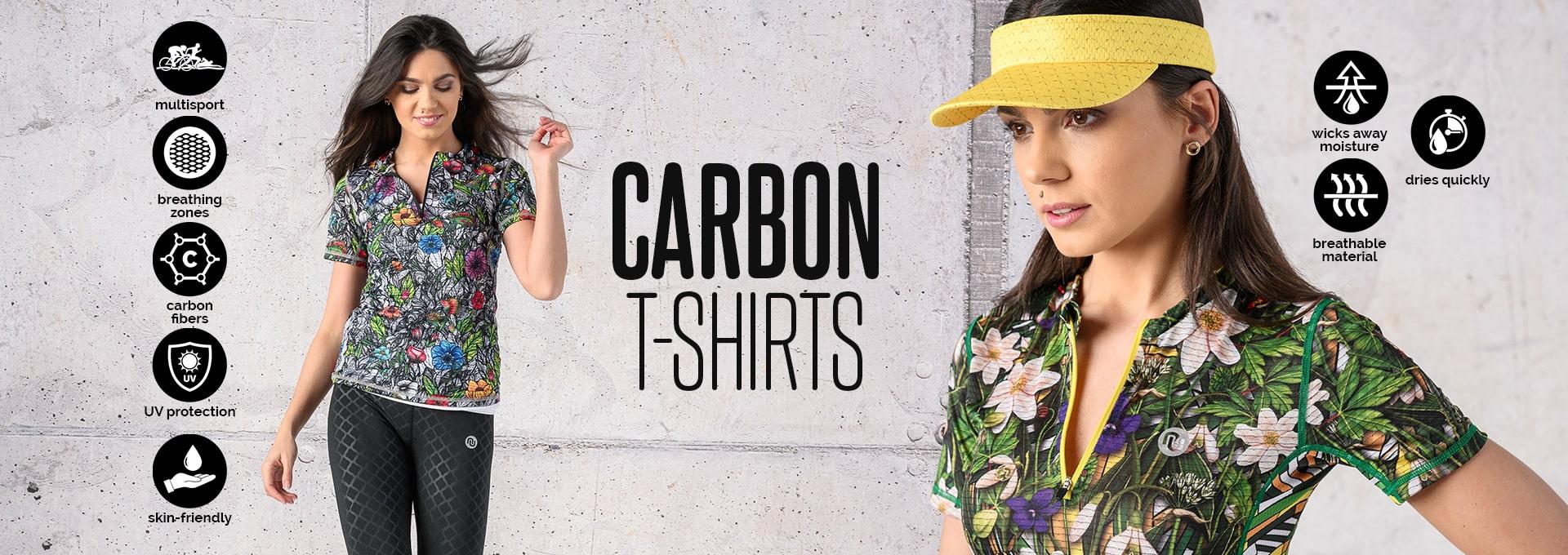 Koszulki Karbon en