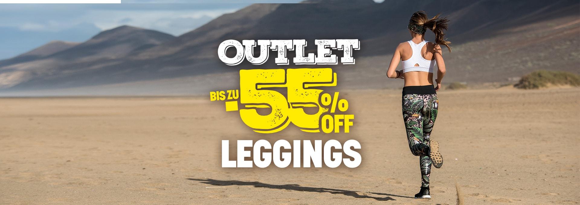 Outlet legginsy 55