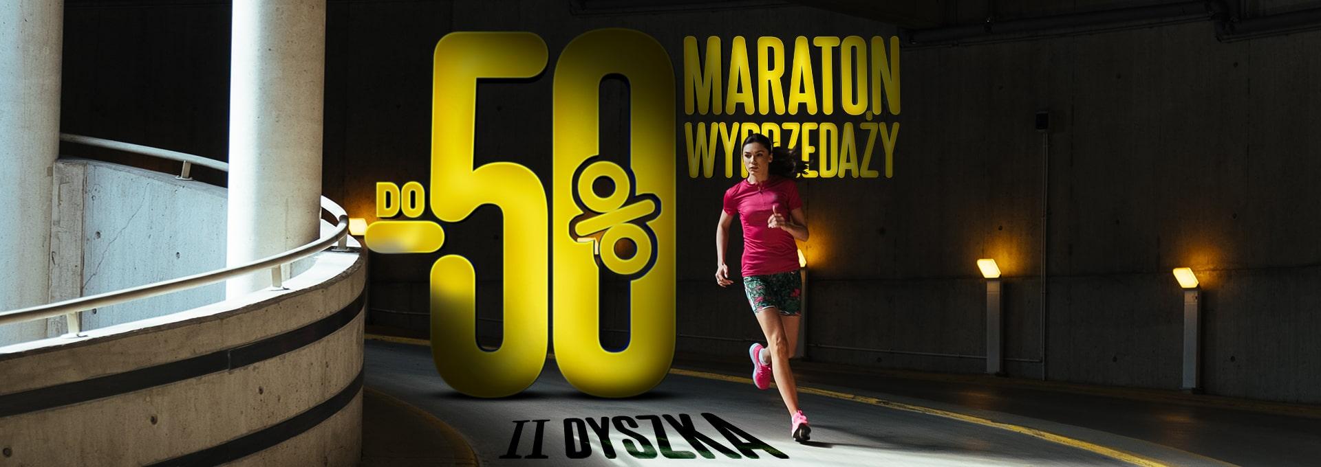 Maraton Wyprzedaży II dyszka
