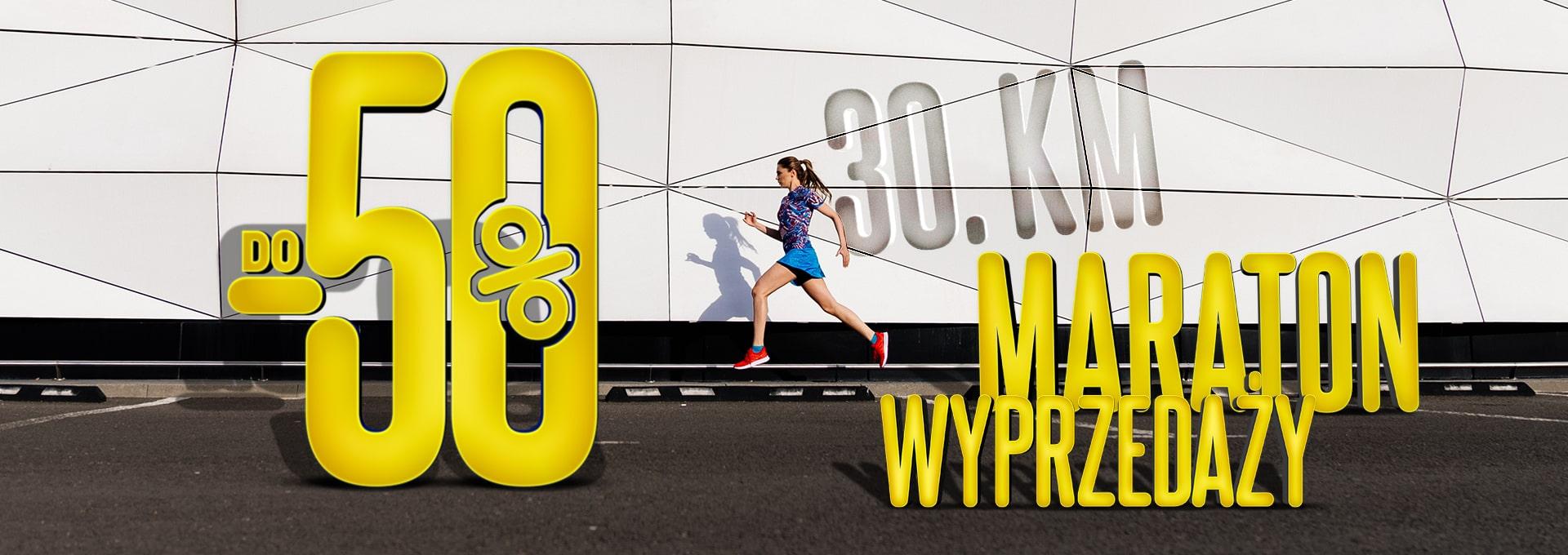 Maraton Wyprzedaży 30 km