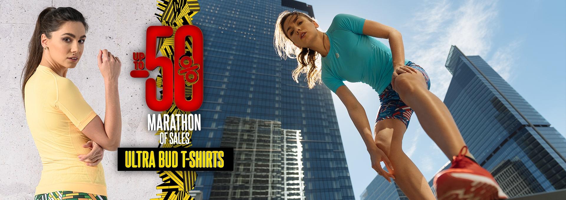 Maraton Koszulki Ultra en