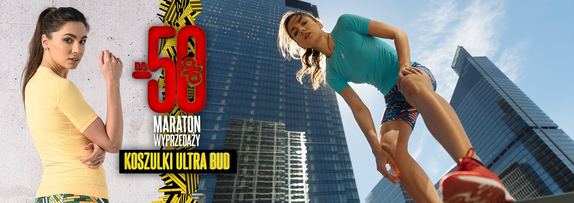 Maraton Koszulki Ultra