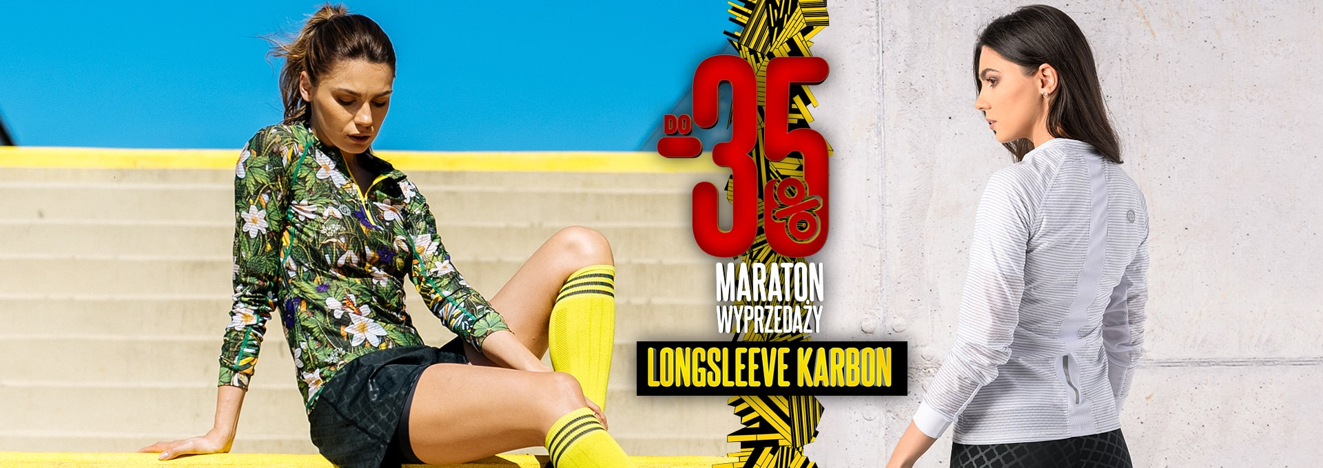 Maraton wyprzedaży Karbon
