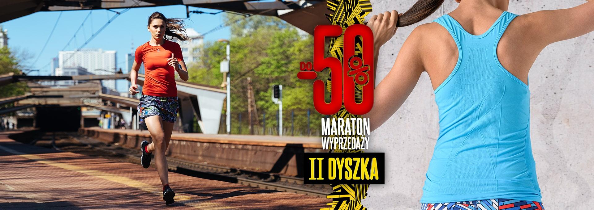 Maraton wyprzedaży spodniczki