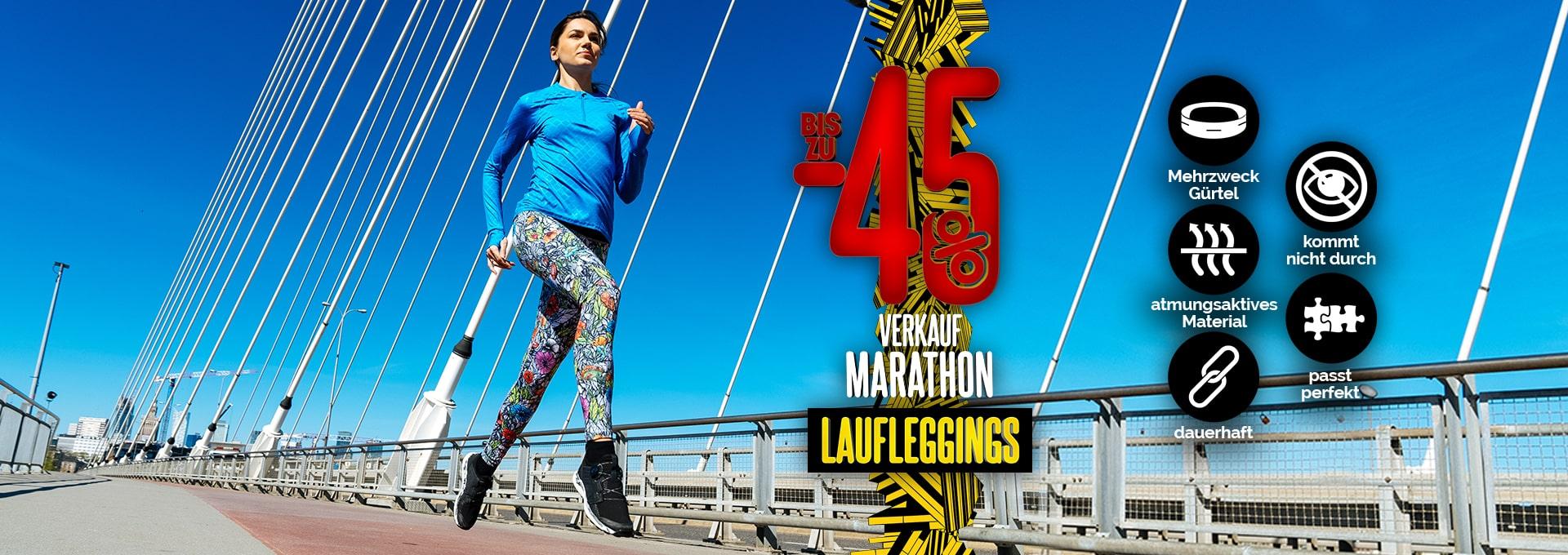 Maraton legginsy de
