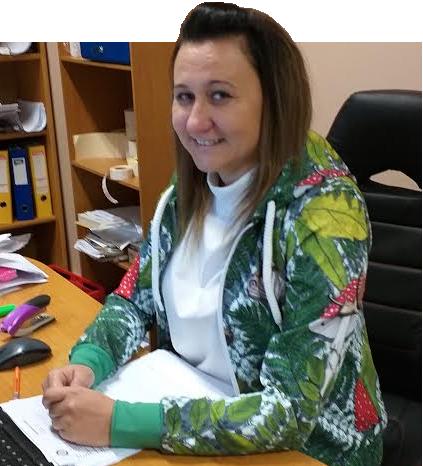 Małgorzata Juras specjalista ds. sprzedaży internetowej