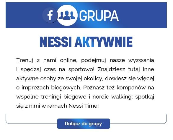 Grupa Facebook Nessi Aktywnie
