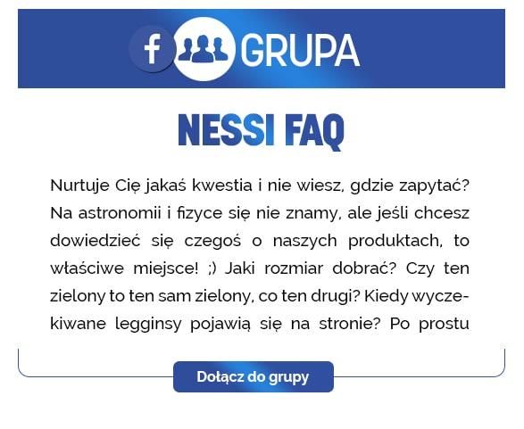 Grupa Facebook Nessi FAQ