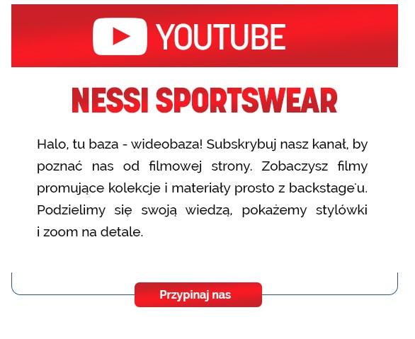 Youtube Nessi Sportswear