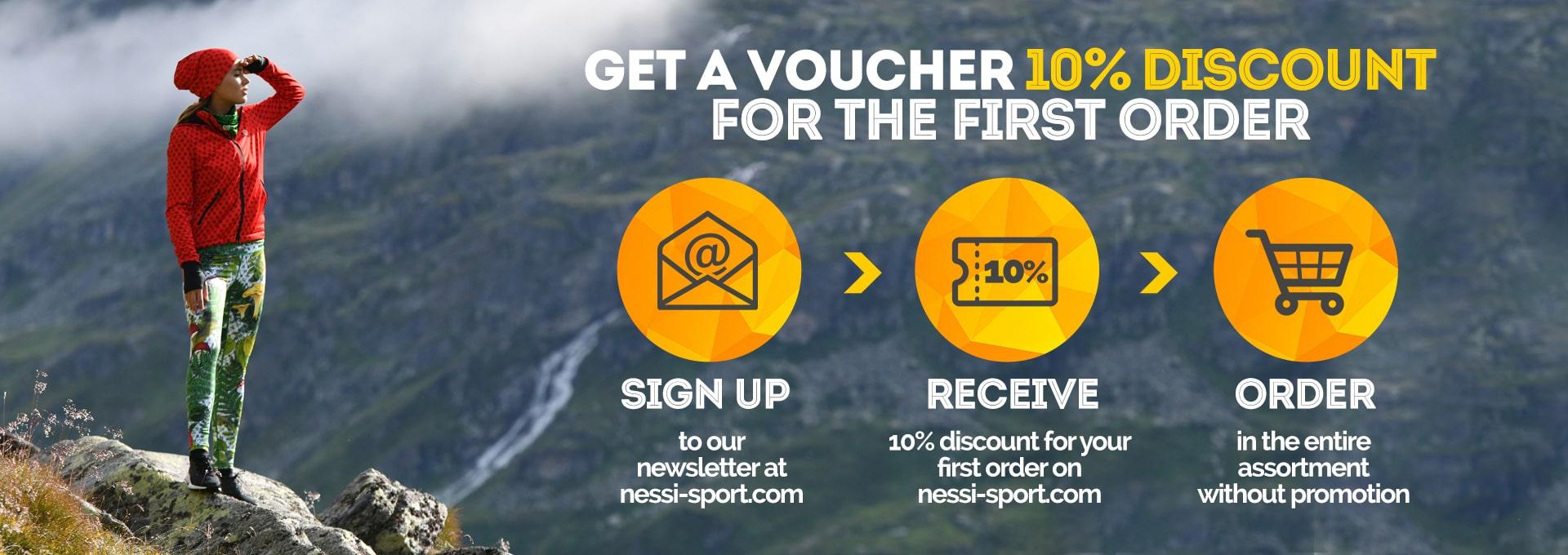get 10% discount