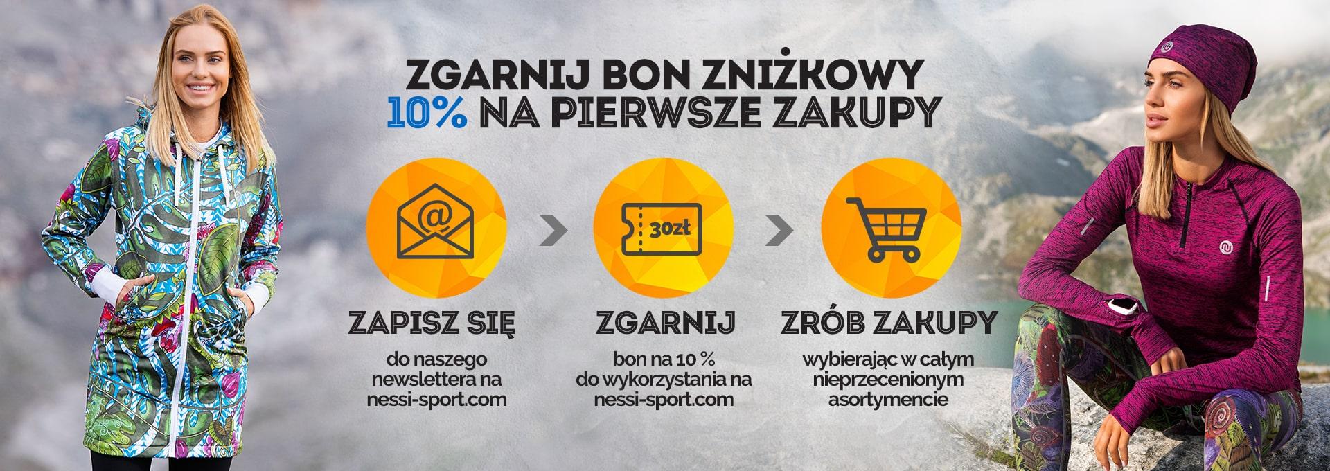 Zgarnij 10% na zakupy